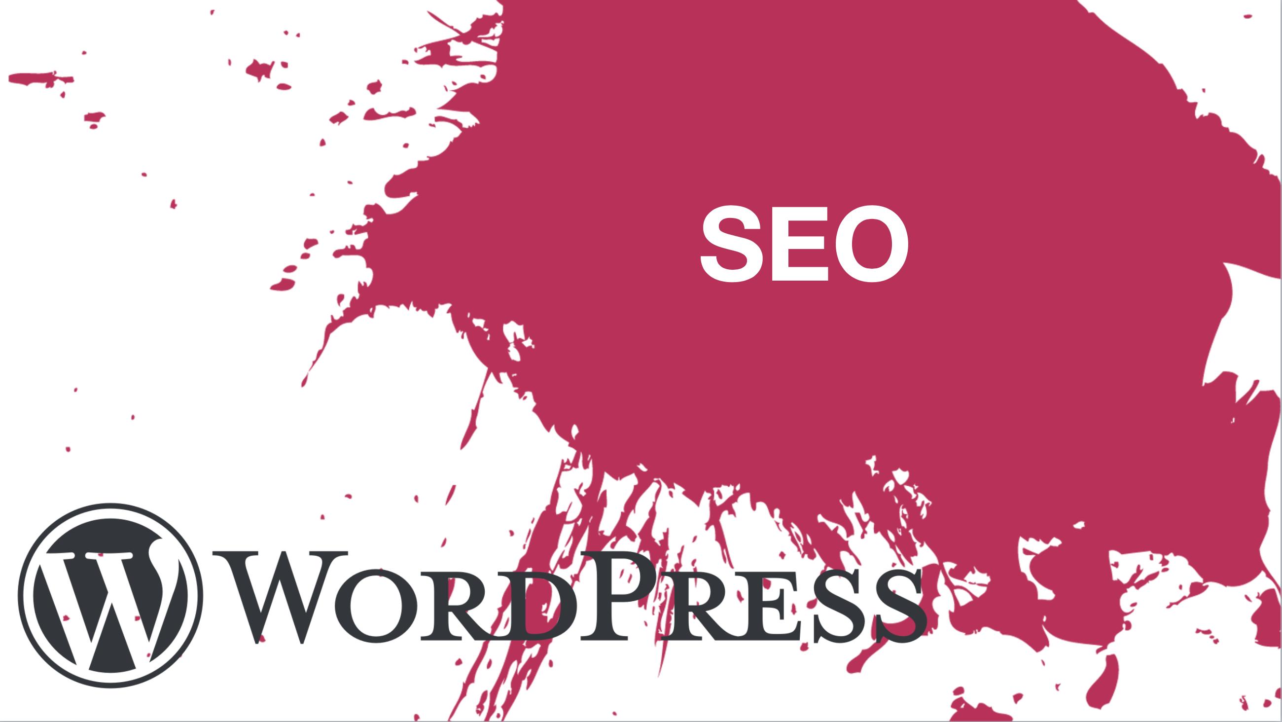 SEO оптимизация сайта на WordPress